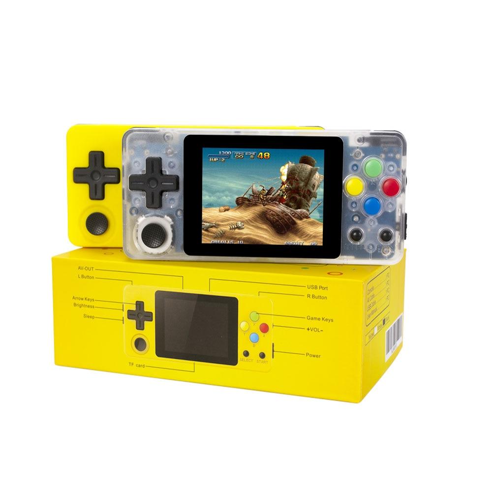 WOLSEN OPEN DINGUX LDK 2 6 Inch 4 3 Screen Handheld Game Console Mini Retro Family