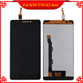 For Lenovo K50-T5 K3 Note K50-t3s LCD Display Touch Screen Assembly Replacement Parts + Free shipping + Free Tools