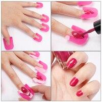форма для покраски ногтей