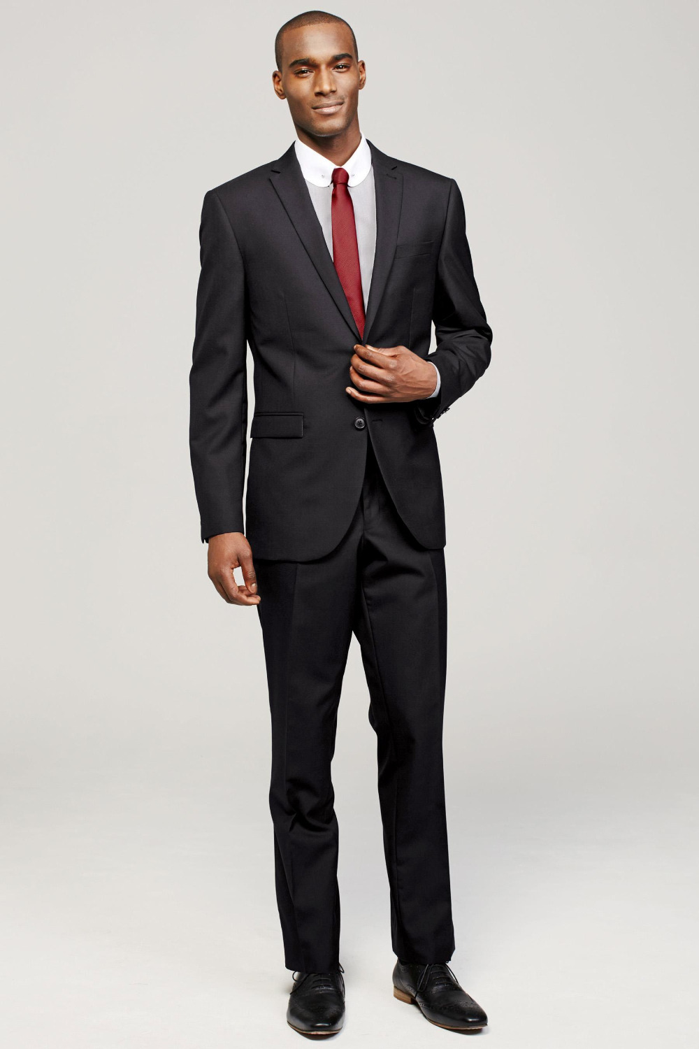 Popular Men's Business Suit Styles-Buy Cheap Men's