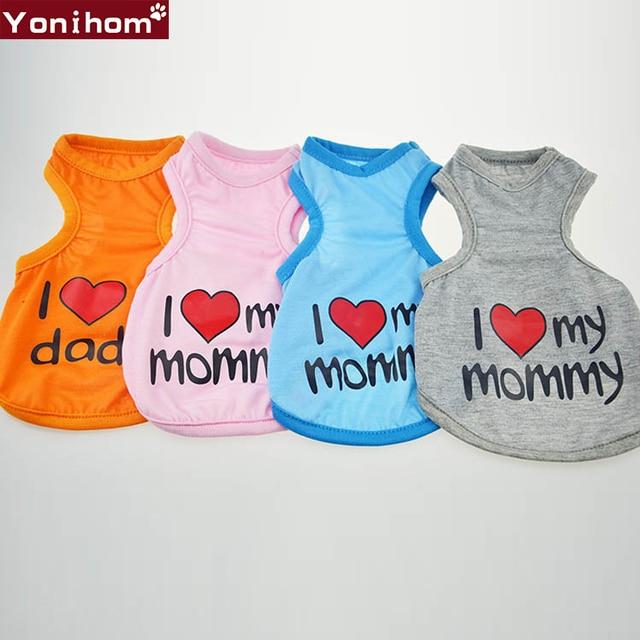 Love Mommy Daddy 3