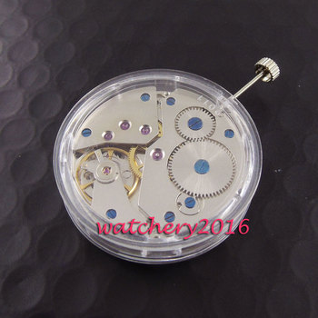 цена vitage 17 jewerls 6498 mechanical hand winding Movement Wrist watch movement онлайн в 2017 году