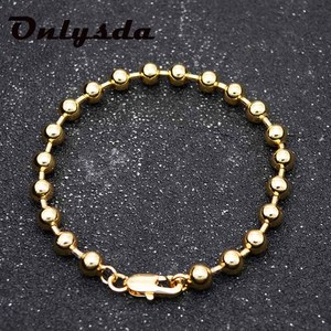 Onlysda Gold Color Filled Stai