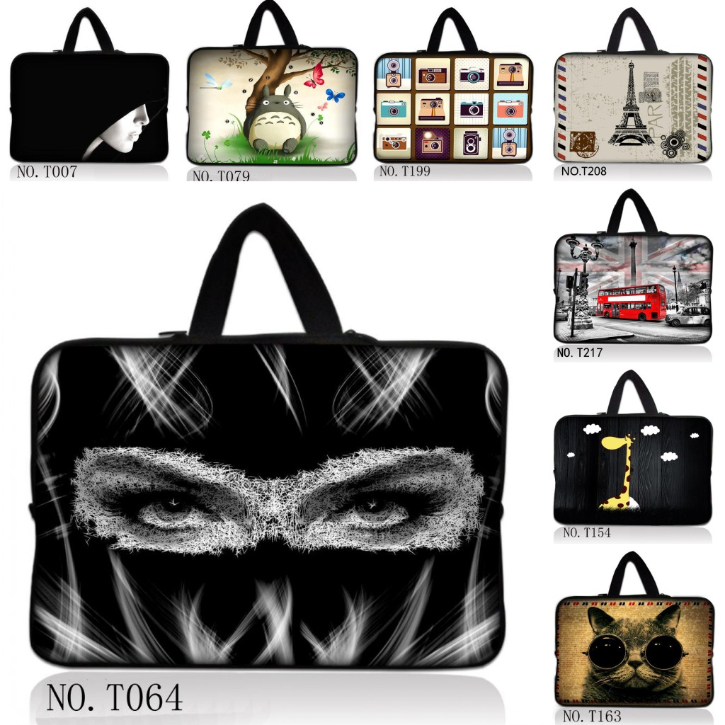 Stylish Soft Carry Sleeve Case Bag Pouch For 13
