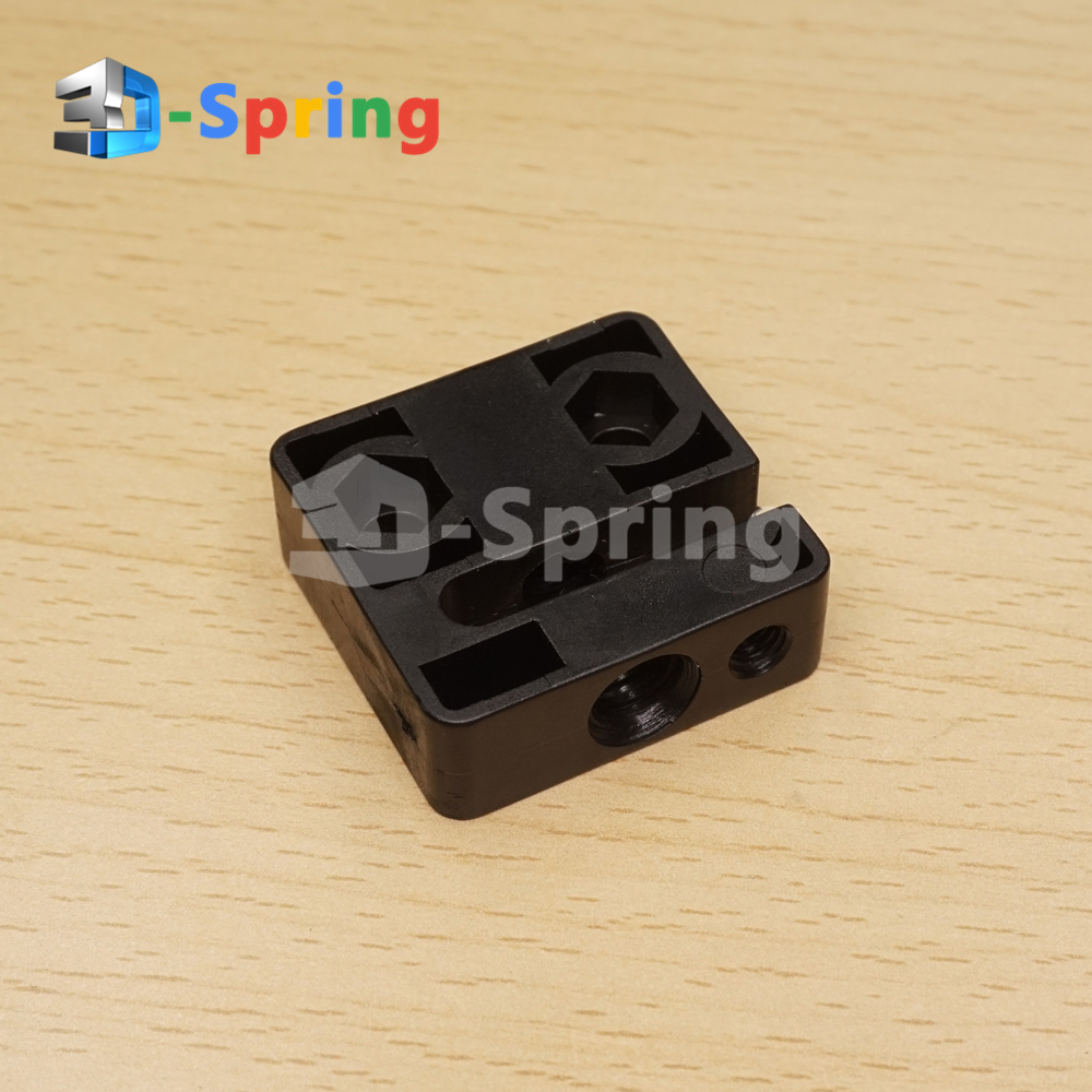 цена на Openbuilds 8mm Anti Backlash Nut Block Acme Seat block POM For M8 T8mm Lead 2mm 4mm 8mm Metric Acme Lead Screw thread