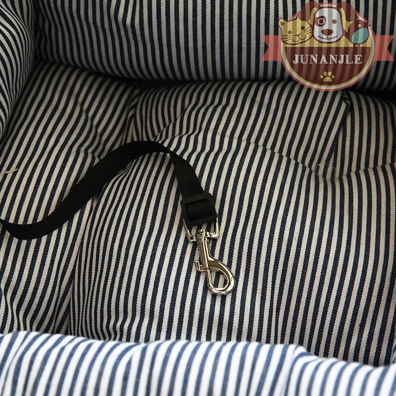 Дышащий спальный коврик для собак, кошек, щенков, аксессуары для путешествий, складные принадлежности для домашних животных, коврик для соб... - 4