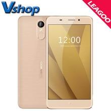 Оригинал LEAGOO M5 Плюс M5 Мобильные Телефоны Android 6.0 Смартфон ROM 16 ГБ RAM 2 ГБ Quad Core 2.5D Дуги 720 P Dual SIM Мобильный телефон