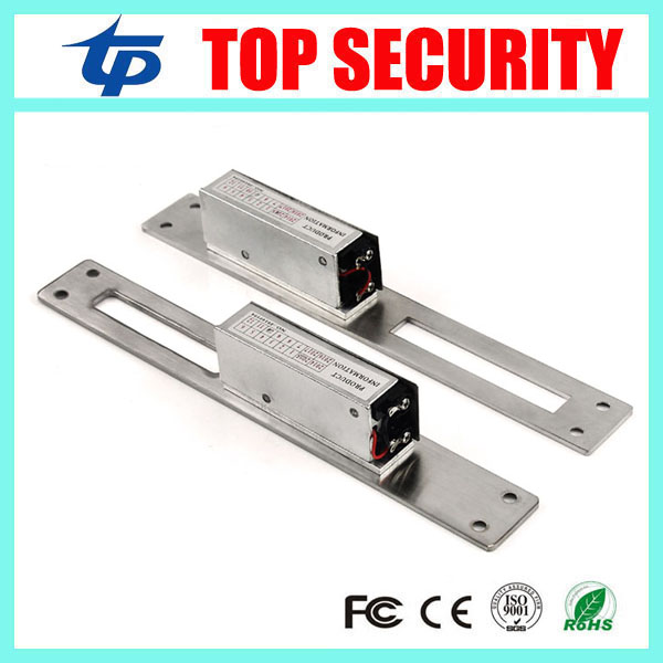 NC power to close good quality electric stricke door lock long type EU type good quality smart door lock free shipping lock набор шампуров нерж сталь деревянная рукоятка 4 шт