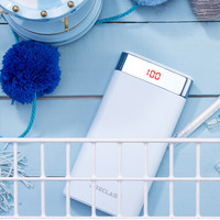 Teclast Hot Sale 5V 2 1A Power Bank 20000mAh LCD Light Usb Fast Charging For IPhone