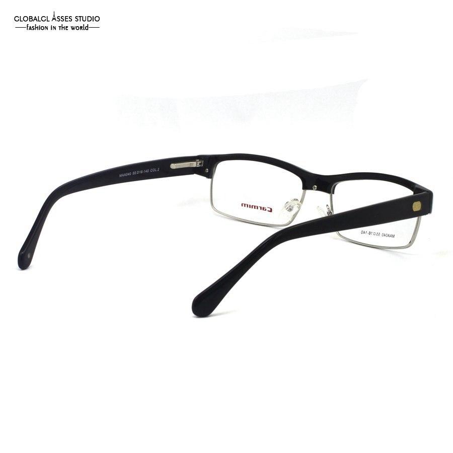Marke Neue vollformat Brille Schwarz Männer/Männlichen Scharnier ...