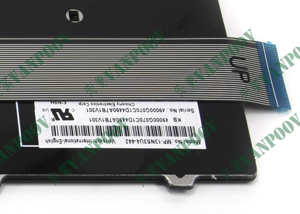 New US Notebook Laptop keyboard For Dell Inspiron 14-5000