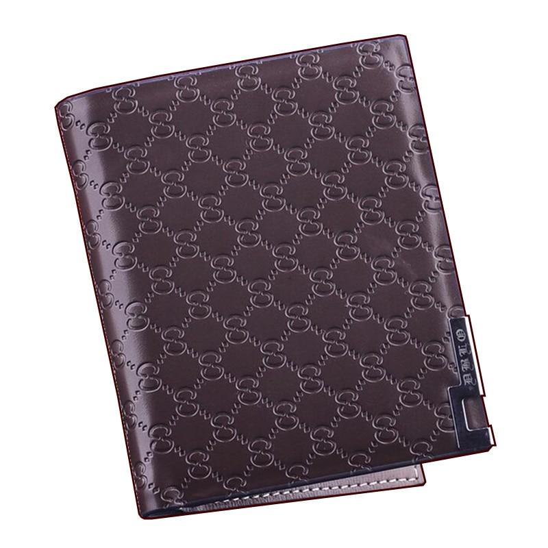 High Quality Leather Men's Wallets Wholesale Purse Leather Short Leather Zipper Wallets