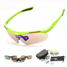 Men Women Bicycle Motorcycle Glasses Mountain Sunglasses Cycling Goggles UV400 Outdoor Sports Windproof Eyewear oculos de sol