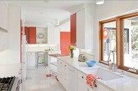 2017 Краска Лак модульная кухонная мебель шкафы поставщиков Китай Лидер продаж