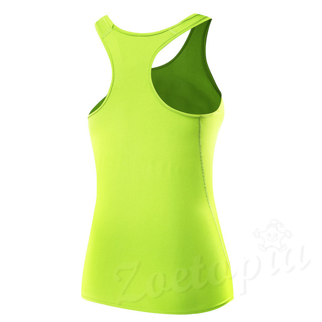 Professional Quick Drying Fitness Tank Top
