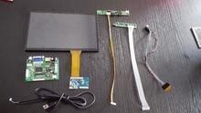 10.1 pulgadas 1280×800 IPS pantalla LCD con panel táctil Capacitiva con controller board tablero de conductor del HDMI