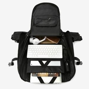 Image 3 - OZUKO marka mężczyźni podróży o dużej pojemności 15.6 cal laptopa plecak mężczyzna wielofunkcyjne górskie plecaki torby sportowe na zewnątrz