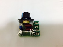 Imports of 2000 w dimmer high-power thyristor electronic voltage regulator for temperature control