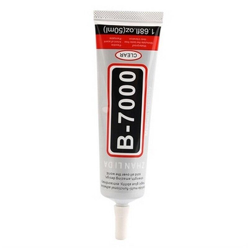 1 шт. 110 мл b7000 многоцелевой клей b7000 DIY инструмента телефон ЖК-дисплей Сенсорный экран Средний Рамки корпус b-7000 клей