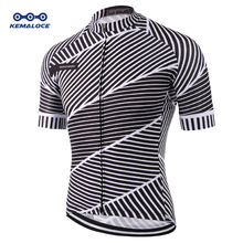 KEMALOCE 2019 Adult Sport Pro Team Cycling Jersey Road Original High Quality Bike Jersey Newest Hot Sale Discount Bicycle Shirts