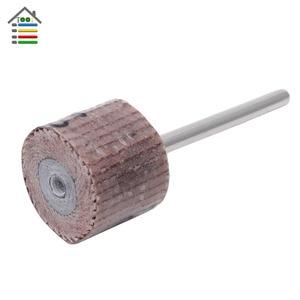 Image 3 - 10PC Mini Abrasive Tools Flap Wheel Sanding Sandpaper Grinding for Dremel Rotary Paper Polishing for Woodworking 80 600 Grit