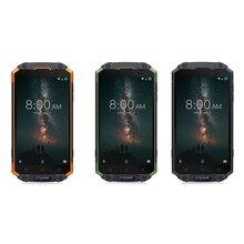 Poptel P9000 MAX 4G Phablet IP68 MTK6750V Octa Core 4 GB Оперативная память 64 Гб Встроенная память 9000 mAh NFC OTG Смартфон
