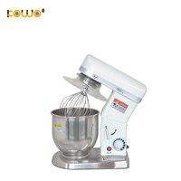 Низкий уровень шума 500 Вт Электрический 7L кухня еда Хлеб миксер для теста машина стенд коммерческих