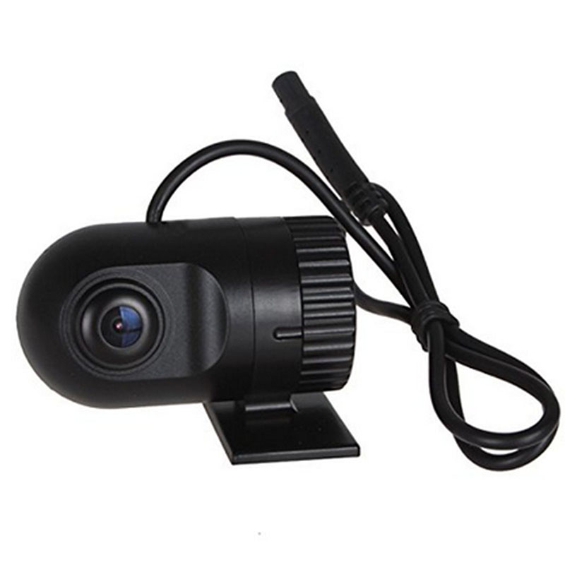 Mini Bullet Dash Camera Car DVR Screen Video Recorder Night Vision HD Camera Hidden HD Navigation Recorder Peter Pan Car DVR