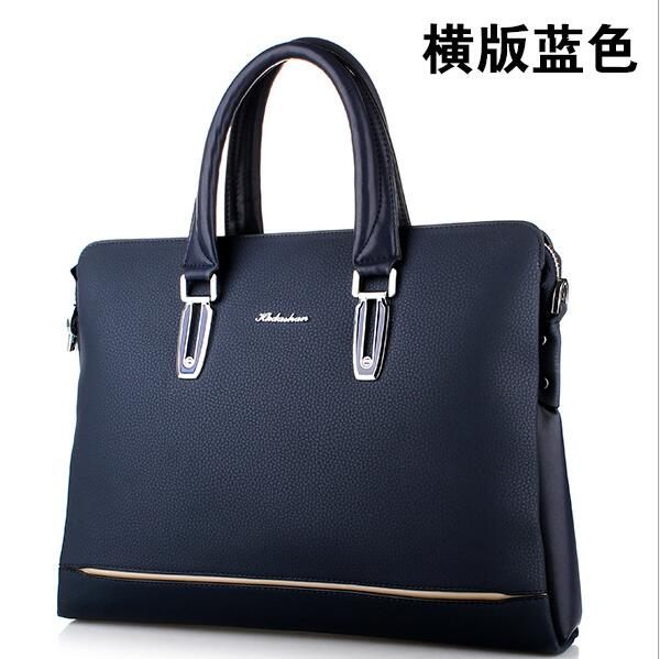 HK DASHAN 2016new 15 laptop men's briefcase pu leather business men's briefcase classic handbags office dressman shoulder bags сумка givenchy fc150411 hk 15 pervert