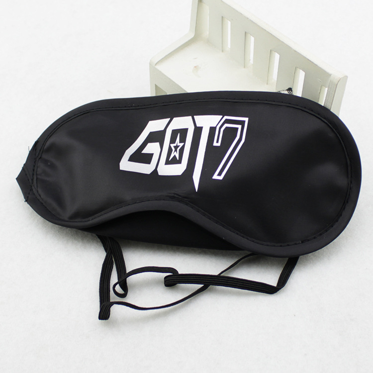 oppa oppa store GOT7 Collective Signs Shade Eye Mask Peace of Mind