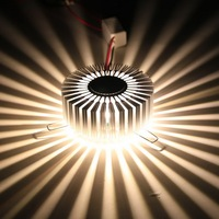 New Aluminum LED Wall Lamp Modern Home Lighting Ceiling Hallway Lights 3W 40 25