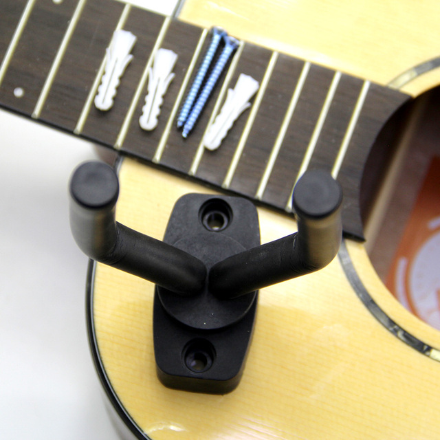 Durable Wall Mount Guitar Hook