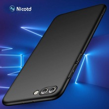 CASE for Huawer Honor View 10 V10 Hard PC Slim Matte Skin Protective Back cover cases sFor Huawei Honor V10 5.99 inch Cover Bags стоимость