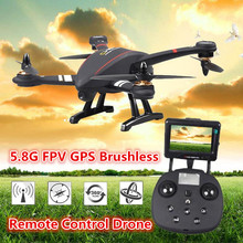 5.8G FPV Real-time RC racing Drone CX23 Brushless 500M 14min Professional remote control quadcopter with 1080P HD Camera vs X380