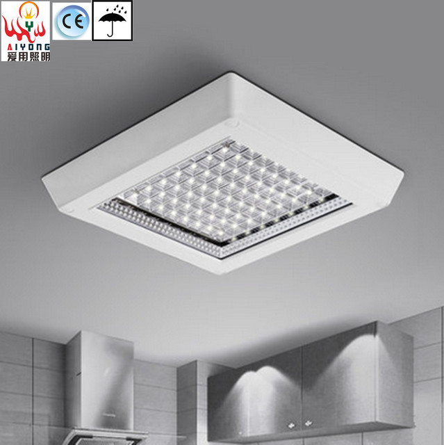 Led Kitchen Lights Desk Aliexpress Com Buy Balcony Corridor Ceiling Lamps With The Modern Minimalist Bathroom Toilet Waterproof Panel Lamp