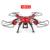 X8 x8w syma rc drone sin cámara 6-axis rc helicóptero quadcopter puede montar gopro o xiaoyi cámara vs syma x8g x8hw x8hg