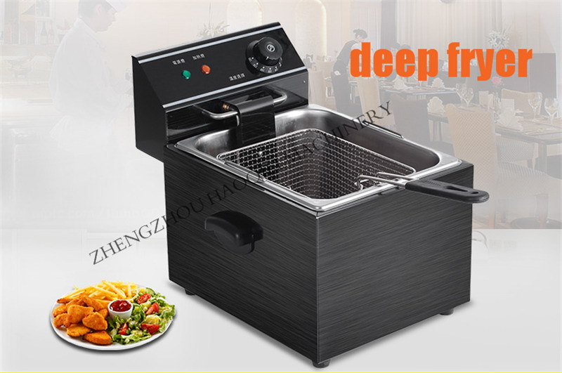 Electric Deep Fryer Multifunctional Commercial Stainless