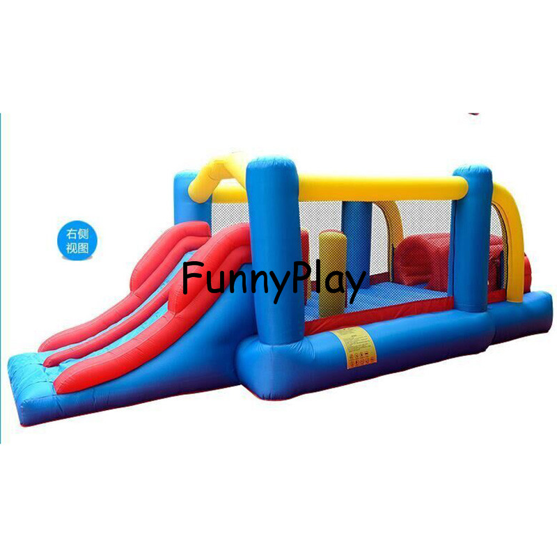 Inflatable Indoor Playground Equipment,Customized inflatable bounce house and slide combo,inflatablecastle bouncers for toddlers 9pcs set 17 clips 18 20 22 24 full head set 18 ash blonde 100