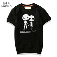 Cool Skull Couple Clothes Sweatshirts Men Cotton Casual Hoodies Funny Printed Men Sweatshirts Fall Winter Male Clothing XS-3XL