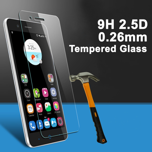 ZTE Blade A910 Tempered Glass Original 9H High Quality Protective Film Case Explosion-proof Screen Protector For