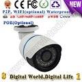 720 P 960 P 1080 P cámara de seguridad ip Inalámbrica wi-fi Webcam mini Cámara CCTV de la bala Cámara IP onvif poe wifi impermeable al aire libre