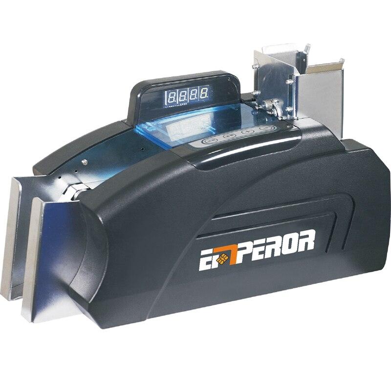 EMP1200P Автоматическая карта счетчик высокоскоростной механической Card Reader счетчик