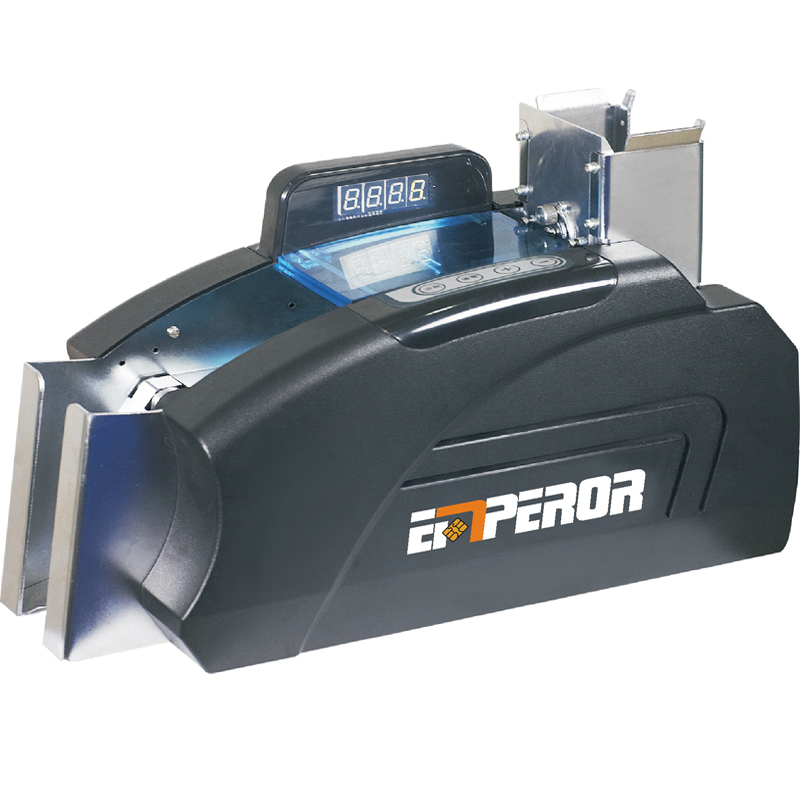 EMP1200P Automatic Card Counter High speed Mechanical Card reader Counter