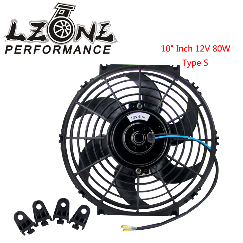 Back To Search Resultsautomobiles & Motorcycles Collection Here Lzone 10 Inch Universal 12v 80w Slim Reversible Electric Radiator Auto Fan Push Pull With Mounting Kit Type S 10 Jr-fan10 By Scientific Process