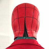 Spider Man Far From Home Mask Latex Version 2 One Size 5