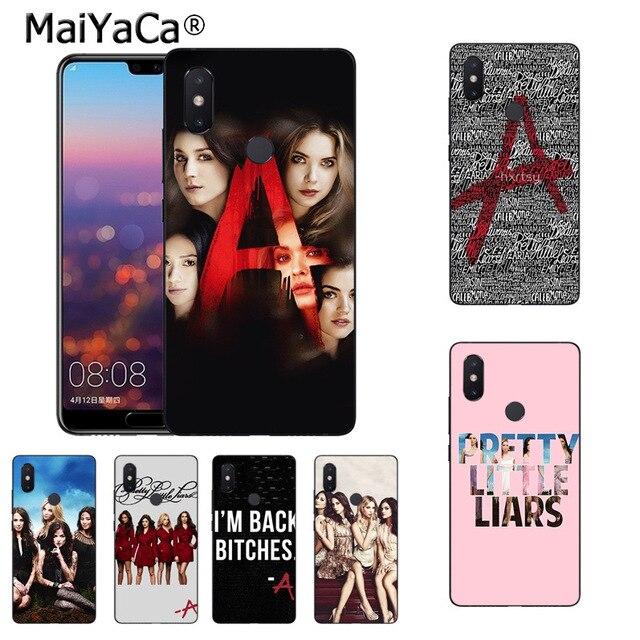 new style dea99 5237f MaiYaCa Pretty Little Liars Lucy Hale Amazing landscape Phone Case for  xiaomi mi 8 se 6 note2 note3 redmi 5 plus note4 5 Cover-in Half-wrapped  Case ...