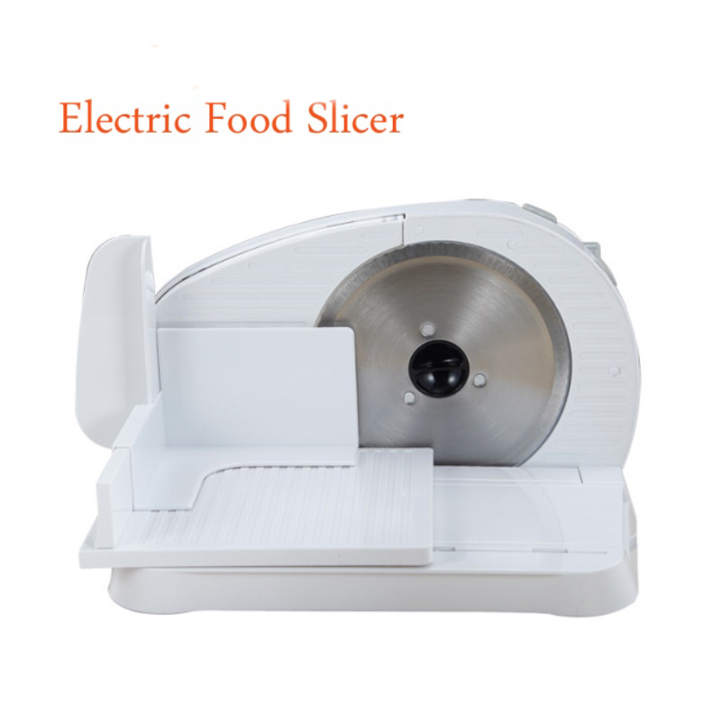 Quality Household Electric Meat Slicer Machine Bread Food Slicers Cutter for Frozen Beef Mutton220V