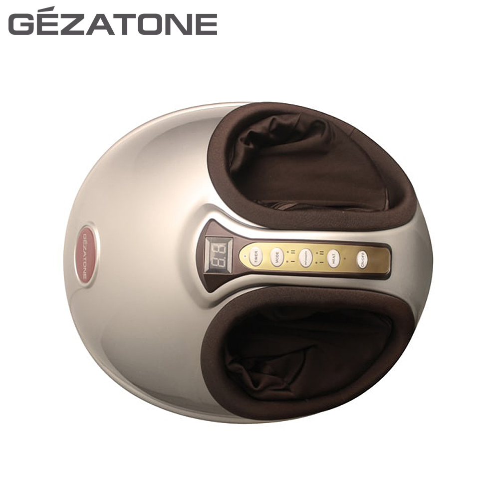 Massage Tools Gezatone 1301236 rolling foot massager infrared heating massage tools gezatone 1301142 chair cape back roller massager