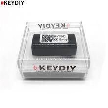 KEYDIY entrada KD OBD para Smartphones, mando a distancia para coche, entrada sin varilla, versión en inglés