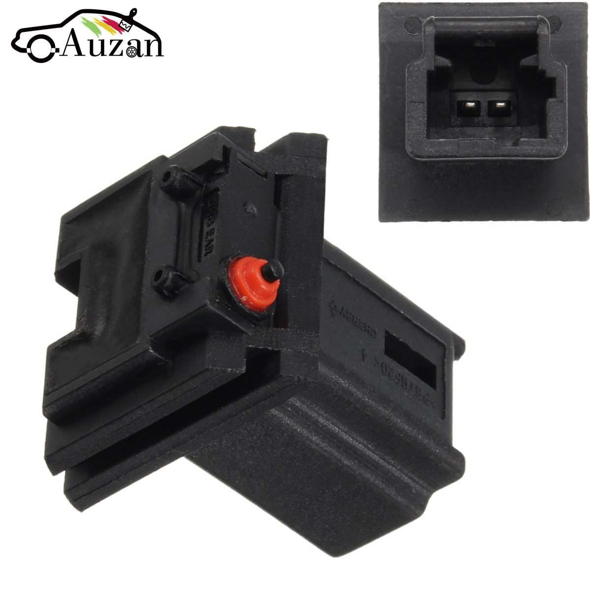 Black Tailgate Boot Micro Switch For Citroen C3 C4 C3 for Peugeot 206 307 308 407 6554V5 cl160162 citilux